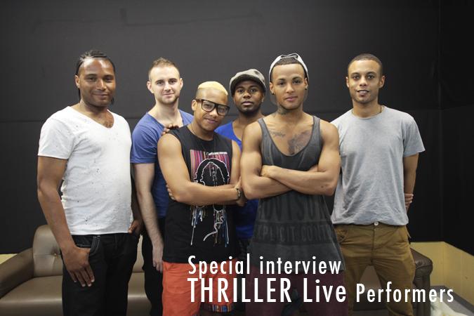 マイケルとジャクソン5を凝縮したライブ・ステージパフォーマンス「THRILLER L!