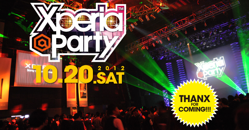 Xperia™@Party