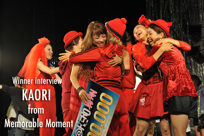 「Memorable Moment」Special interview