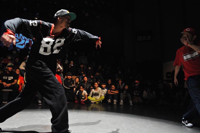 DANCE@LIVE 2013 関西 CHARISMAX 4スタイル同時開催