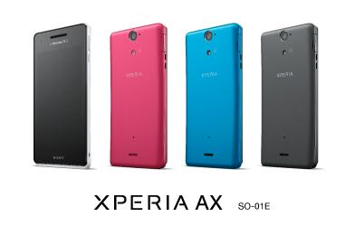 Xperia™ AX