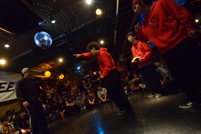 DANCE@RIZE 2013 九州 vol.03  CLIMAX