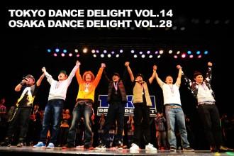 TOKYO DANCE DELIGHT VOL.14 / OSAKA DANCE DELIGHT VOL.28