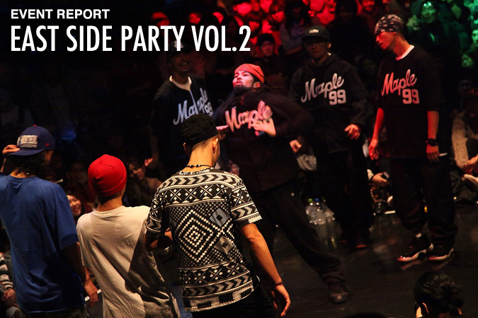 EAST SIDE PARTY vol.2
