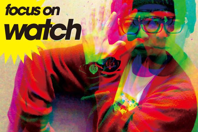 Dancer's watch 特集!!