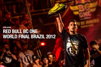 RED BULL BC ONE WORLD FINAL BRAZIL 2012