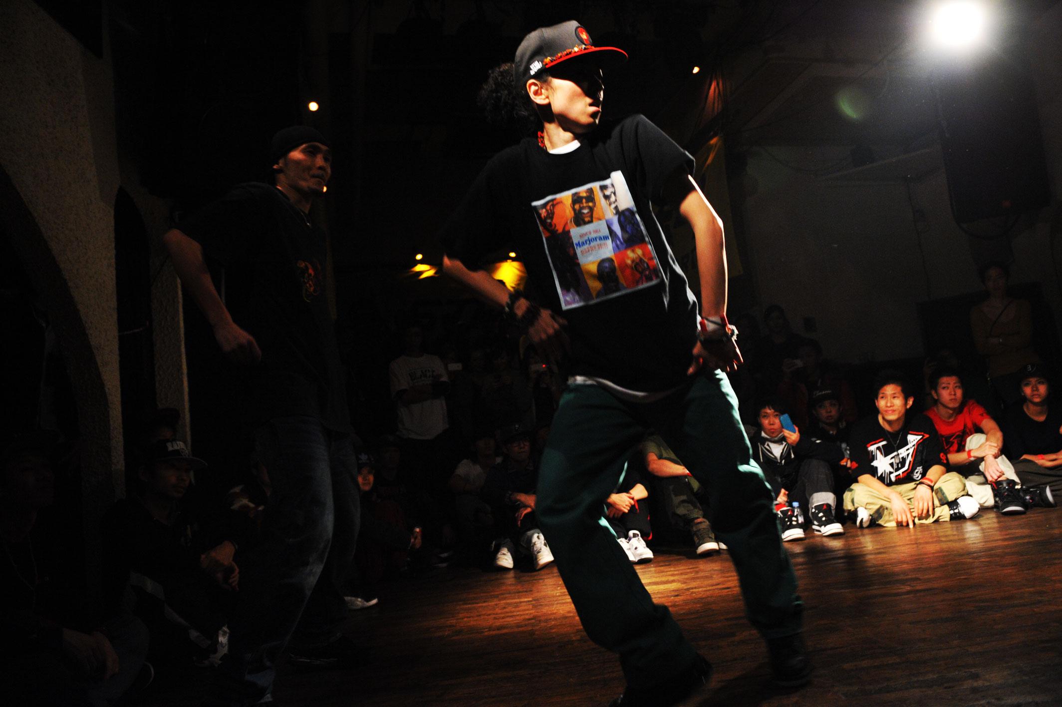DANCE@LIVE 2013 HIPHOP 関東 vol.05