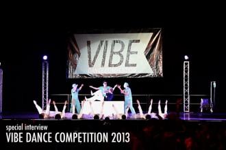 日本人チームが2位、3位を受賞! VIBE DANCE COMPETITION!
