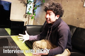 Interview with HICKY 「オーストラリアでのストリートダンス」