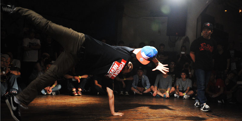 DANCE@LIVE 2014 BREAK 関東 vol.01