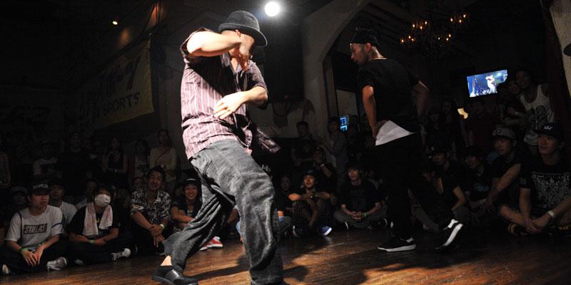 DANCE@LIVE 2014 FREESTYLE 関東 vol.01