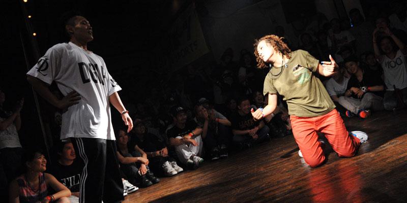 DANCE@LIVE 2014 HIPHOP 関東 vol.01