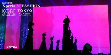 Xperia™ × FASHION KOBE COLLECTION & TOKYO RUN WAY