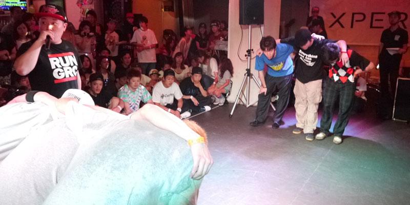 DANCE@LIVE 2014 RIZE 東北 vol.1