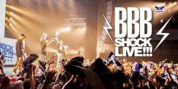 単独LIVEに1500人動員!!新しいダンスシーン、その最先端を作り上げるBBB SHOCK LIVE第4弾!!