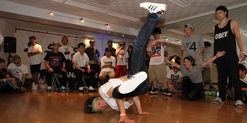 DANCE@LIVE 2014 RIZE 中部 vol.1