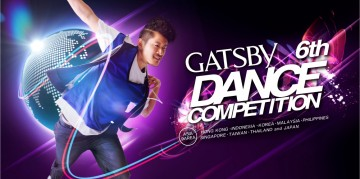 GATSBY DANCE COMPETITION 6th