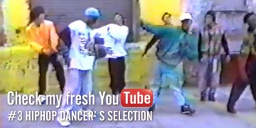 Check my fresh Youtube #3 HIPHOP DANCER' S SELECTION