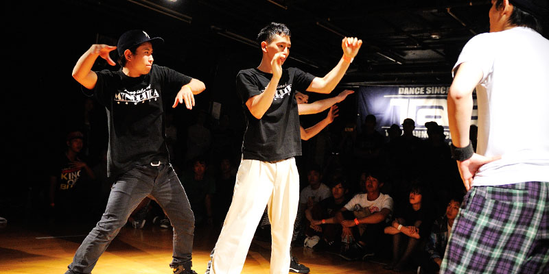 DANCE@LIVE 2014 RIZE 関東 vol.2