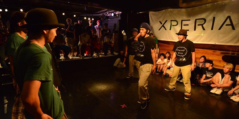 DANCE@LIVE 2014 RIZE 九州 vol.2