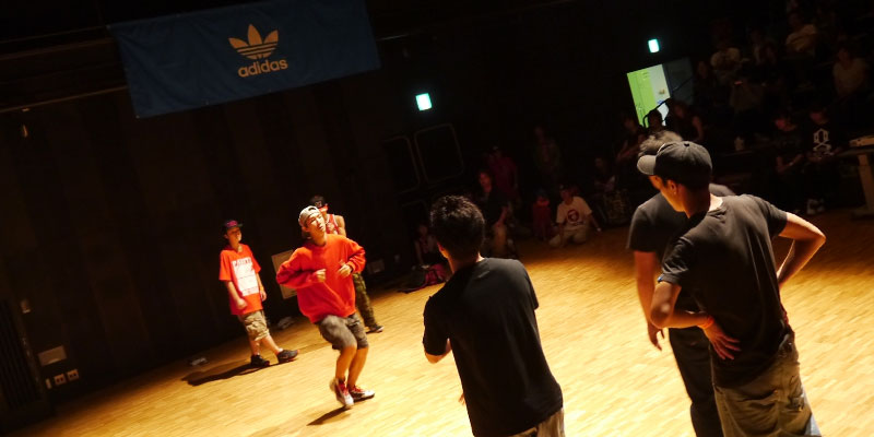 DANCE@LIVE 2014 RIZE 東北 vol.2