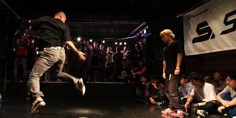 DANCE@LIVE 2014 九州 4STYLE