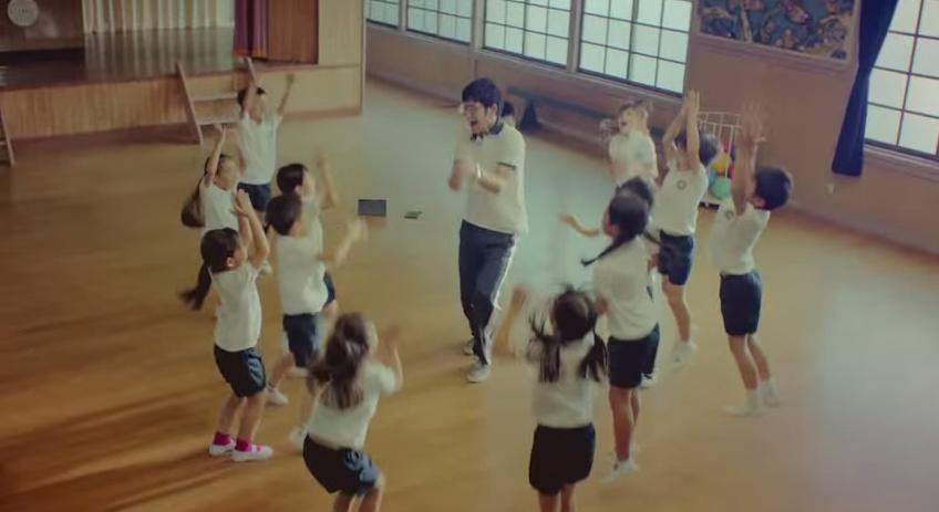 ダンス義務教育化をテーマにしたCMが感動的