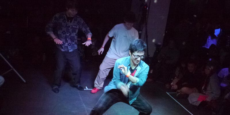DANCE@LIVE 2014 RIZE 東北 CLIMAX