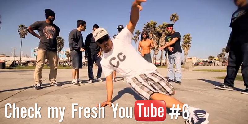 Check my Fresh Youtube #6