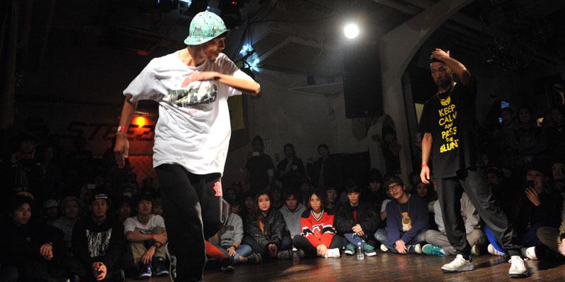 DANCE@LIVE 2014 HIPHOP 関東 vol.4