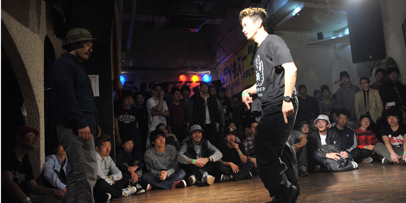 DANCE@LIVE 2014 FREESTYLE 関東 vol.4