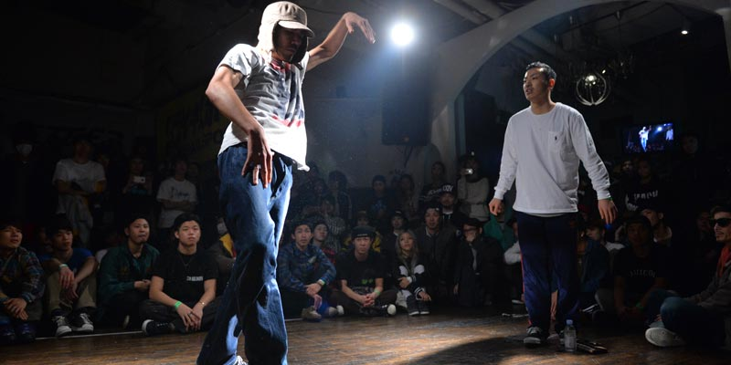 DANCE@LIVE 2014 FREESTYLE 関東 vol.5