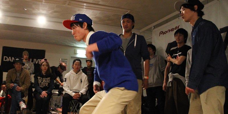 DANCE@LIVE 2014 RIZE 中部 CLIMAX