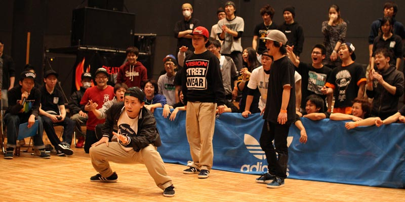 DANCE@LIVE 2014 RIZE 北陸 CLIMAX