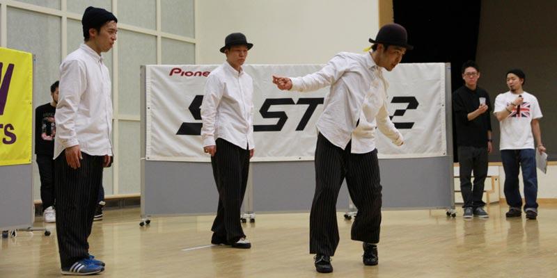 DANCE@LIVE 2014 RIZE 北海道 CLIMAX