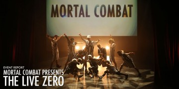 ダンサー MORTAL COMBAT THE LIVE ZERO Review