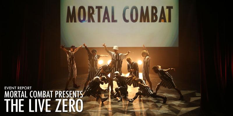 MORTAL COMBAT THE LIVE ZERO Review
