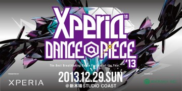 Xperia™ DANCE@PIECE 2013