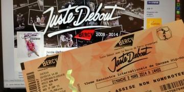 ダンサー Juste Debout 2014