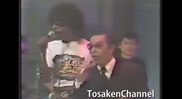 【激ヤバ】80年代のいいともでROCK STEADY CREWとタモリがコラボ!?