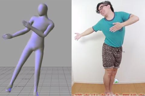 科学的にモテると導き出されたダンスがどう考えてもモテないことが発覚!