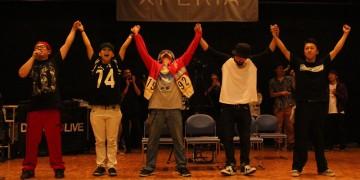 DANCE@LIVE 4STYLES TOHOKU 2015