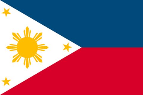 フィリピン 国旗 画像