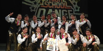 HIGH SCHOOL DANCE COMPETITION 2015 西日本大会