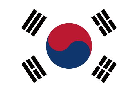 韓国 国旗 画像