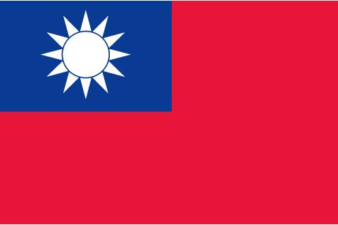 台湾 国旗 画像