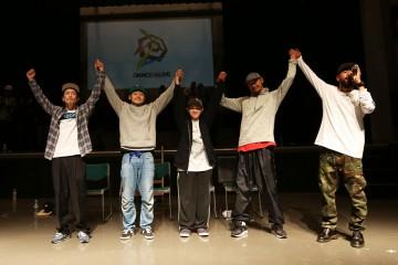 DANCE@LIVE 2016 4STYLES KANSAI CHARISMAX