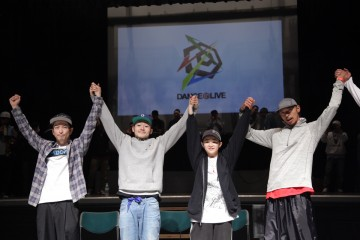 DANCE@LIVE 2016 KIDS KANSAI CLIMAX