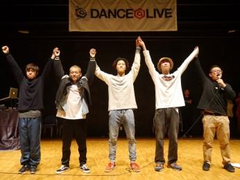 DANCE@LIVE 2017 4STYLES TOHOKU