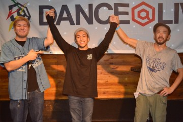 DANCE@LIVE 2017 4STYLES KYUSHU (BREAK&HOUSE)